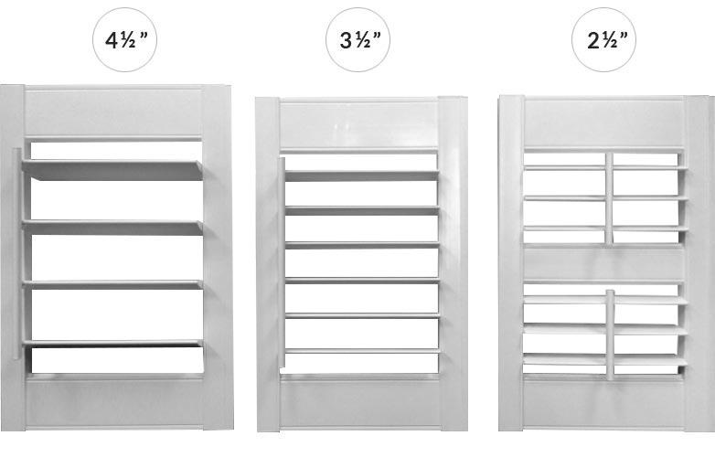 shutters louvers