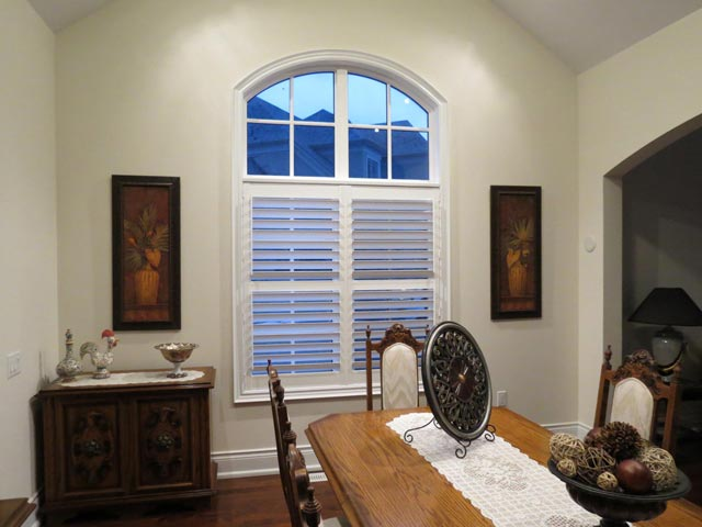 Window Seal shutters