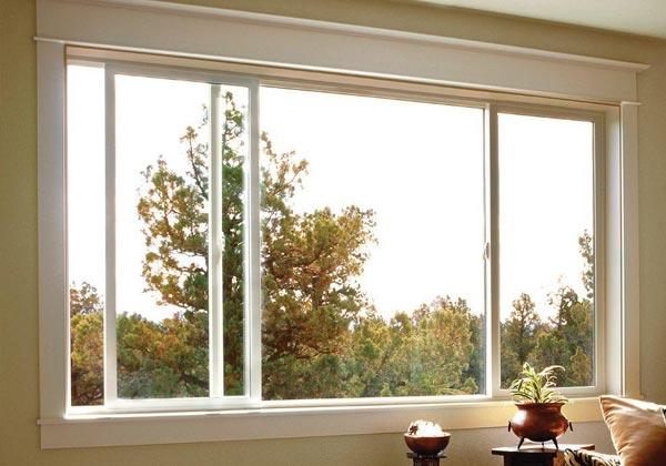 End vent windows